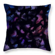 Shattered Perceptions Throw Pillow