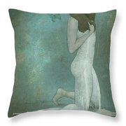 Shavata Throw Pillow