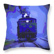 Shay 11 R Throw Pillow