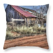 She Had A Good Life Throw Pillow