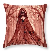 She Is... Throw Pillow
