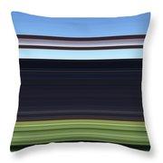 Shear54 Throw Pillow