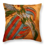 Sheer Bliss - Tile Throw Pillow