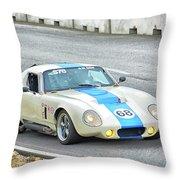 Shelby Daytona Replica 1 Throw Pillow