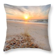 Shell Point Throw Pillow