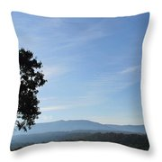 Shenandoah Valley Throw Pillow