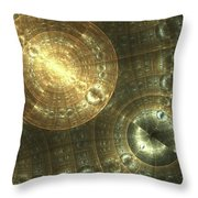 Shielded Throw Pillow