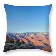 Shifting Perspectives Throw Pillow