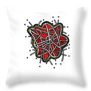 Shimstak Throw Pillow