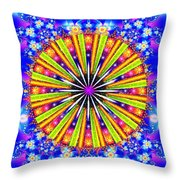 Shine And Sparkle Throw Pillow