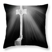 Shining Beacon Throw Pillow