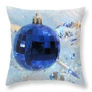 Shining Ornaments   Throw Pillow