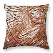 Shining Sun - Tile Throw Pillow