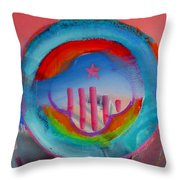 Ship Of State Throw Pillow