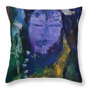Shiv Shivani Throw Pillow