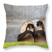 Shoe Throw Pillow