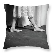 Shoes #6301 Throw Pillow