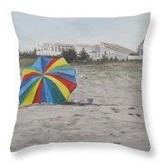 Shore Dreams Throw Pillow