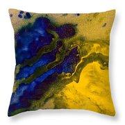 Shoreline 2 Throw Pillow