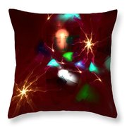 Short Circut Throw Pillow