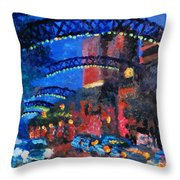 Short North Throw Pillow