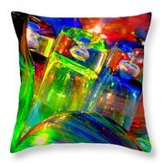 Shot Glass Throw Pillow