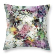 Shove Throw Pillow