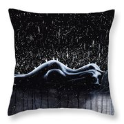 Show Me How To Live Throw Pillow