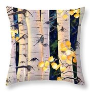 Show Stoppers Throw Pillow