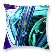 Showdown 2 Throw Pillow