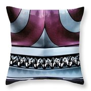 Showdown 4 Throw Pillow