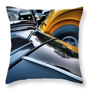 Showdown Throw Pillow