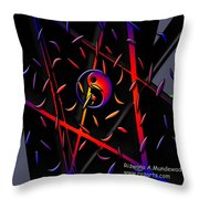 Showering Blessings Throw Pillow