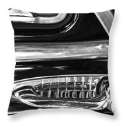 Showing Age Throw Pillow