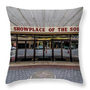 Showplace Throw Pillow