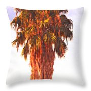 Shrouded In The Past 2 Throw Pillow