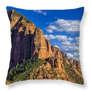 Shuntavi Butte Throw Pillow