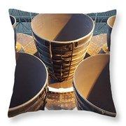 Shuttle Tail Throw Pillow