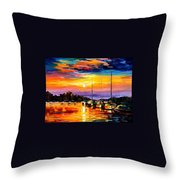 Sicily - Messina Throw Pillow