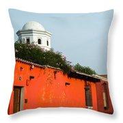 Side Street Homes Antiqua Guatemala Throw Pillow