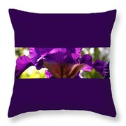 Side View Throw Pillow