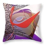 Sidereal Throw Pillow