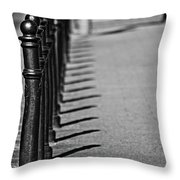 Sidewalk Throw Pillow
