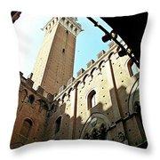 Siena-41 Throw Pillow