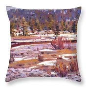 Sierra Creek Throw Pillow