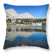 Sierra Reflection Throw Pillow