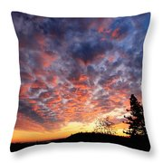 Sierra Skygasm Wide Angle Throw Pillow