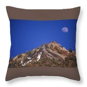 Sierra Sundae Throw Pillow