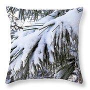 Sierra Winter Throw Pillow
