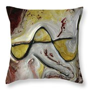 Sigil Of Long Life Throw Pillow